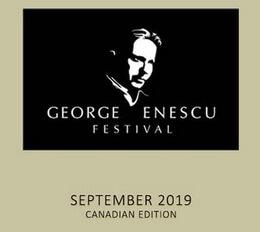 festival enescu canada 2019