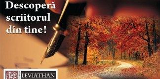 ganduri de toamna editia 4 concurs descopera scriitorul din tine leviathan.ro