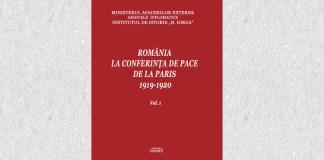 românia la conferința de pace de la paris vol 1