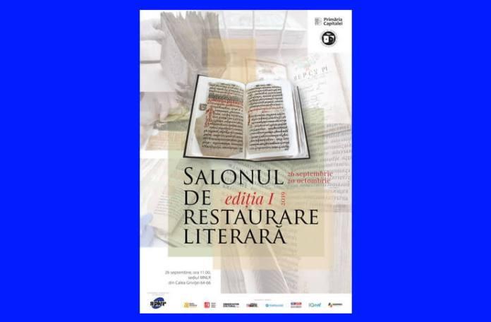 salonul de restaurare literara