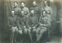 Voluntari ardeleni din Regimentul Nr. 2 Alba Iulia din Corpul Voluntarilor Români Ardeleni-Bucovineni