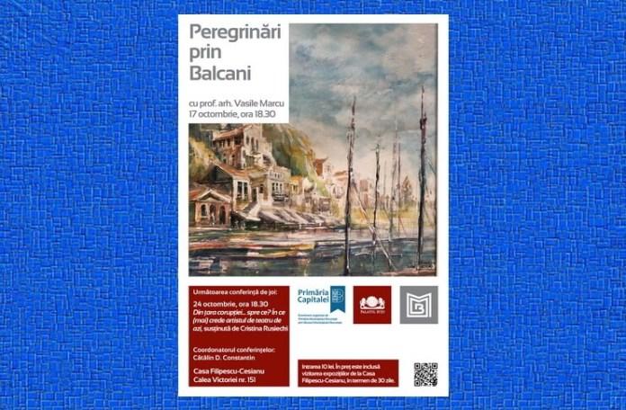 peregrinari prin balcani mmb
