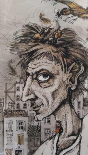 Baruch Elron desen