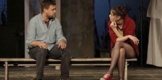 Imagine din spectacol. Sursa foto Teatrul Național din Iași