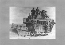 primul tramvai cu cai tara galilor