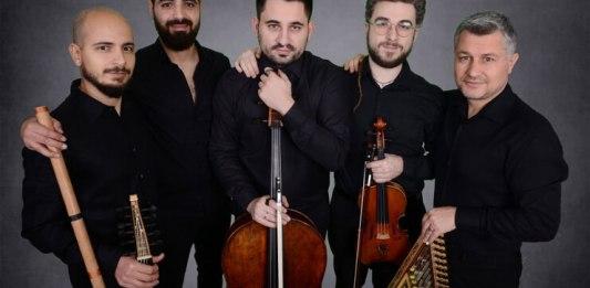 "Ansamblul de Muzică Veche ""Anton Pann"". Sursa foto: ICR"