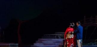 """""""Madama Butterfly"""", Opera Națională București. Fotografie de Sebastian Bucur, ONB"""