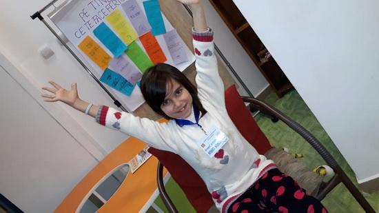 Carolina-Geanina-Gabriela Dragu, 8 ani, Liceul cu Program Sportiv Brăila