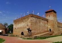 Castelul medieval din Gyula