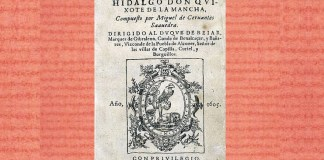 Don Quijote 1605