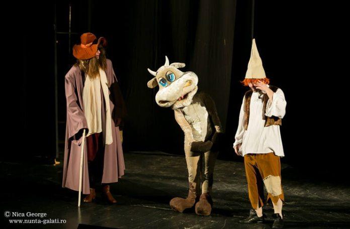 "Foto © Nica George, www.nunta-galati.ro. Sursa: Teatrul ""Gulliver"" din Galați"