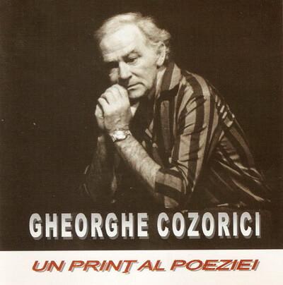 Gheorghe Cozorici, un prinț al poeziei