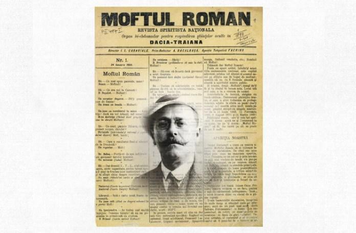"""Sursa """"Moftul român"""": Biblioteca digitală a Bucureștilor"""