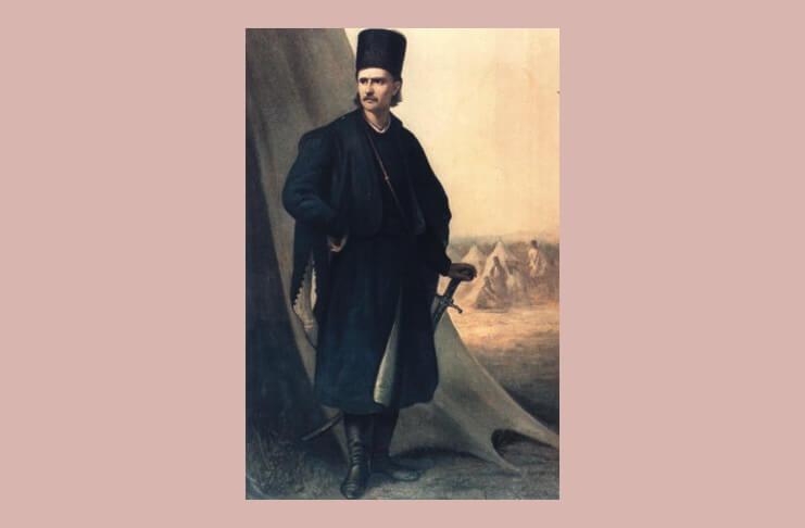 "Theodor Aman, ""Tudor Vladimirescu"""