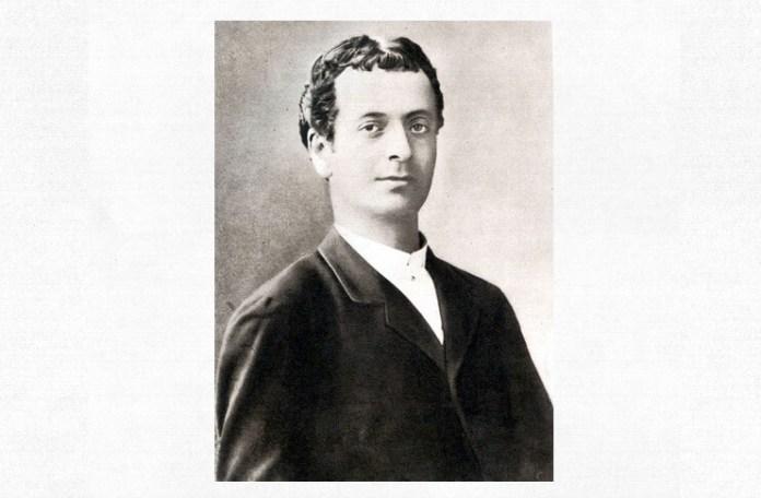 Actorul Constantin I. Nottara la sfârșitul secolului al XIX-lea