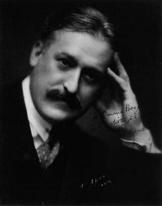 Philippe Gaubert, c 1920