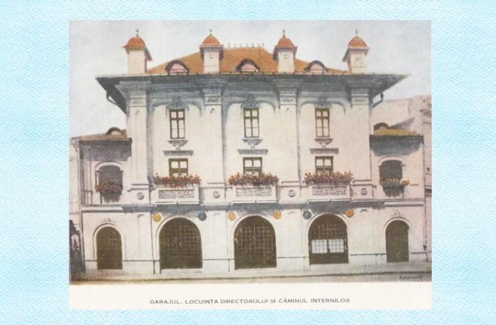 """Societatea """"Salvarea"""". Sursa foto: Muzeul Municipiului București"""