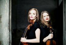 strings&noise. Foto © Julia Wesely. Sursa: Forumul Cultural Austriac