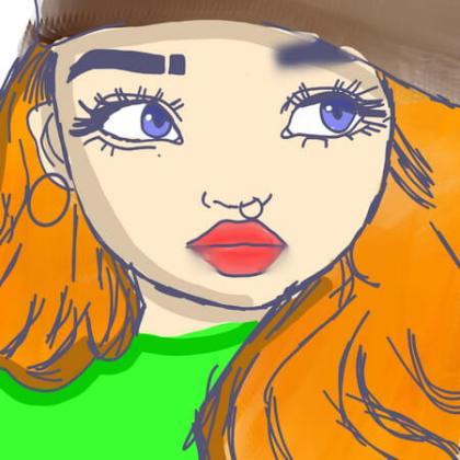 Desen de Cristina Eutalia Mincu