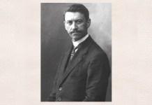 Francisc Iosif Rainer, fotografie din 1914