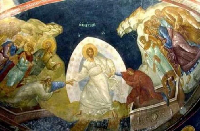 Paste-Invierea-Domnului-icoana-ortodoxa