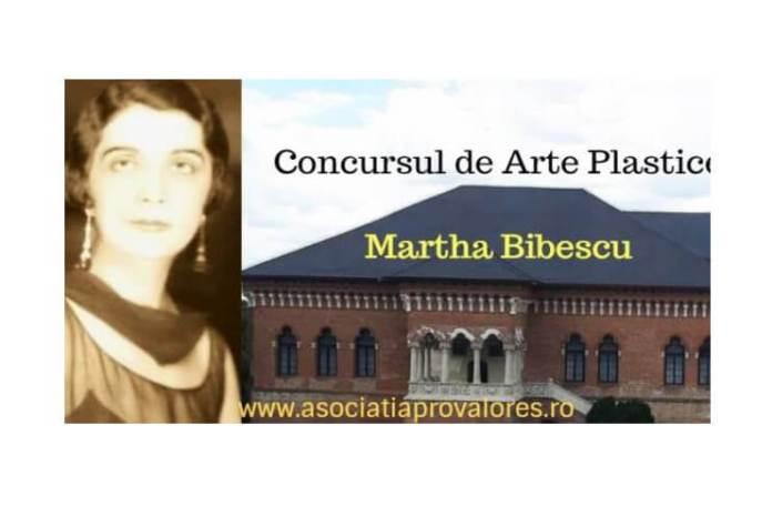 """Concursul de Arte plastice """"Martha Bibescu"""""""