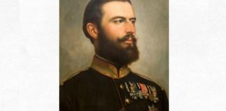 Portret al lui Carol I al României, de George P. A. Healy, 1873