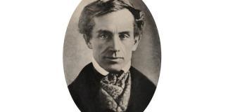 Samuel Morse (1791–1872), fotografie din 1840