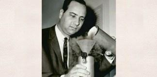 Theodore Maiman, 1964