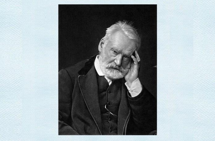 Victor Hugo, cca 1875