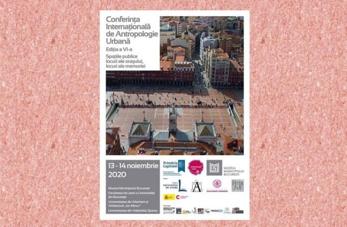 conferința de antropologie urbană