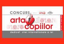 invitatie ARTARul COPIILOR 2020
