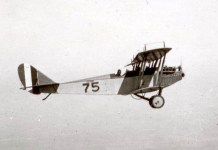Curtiss JN-4 Jenny, 1918