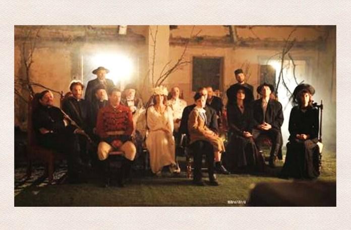 """Imagine din filmul """"Apostolul Bologa"""", regia: Dominic Dembinski, TVR"""