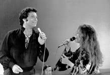 Tom Jones și Janis Joplin, 1969
