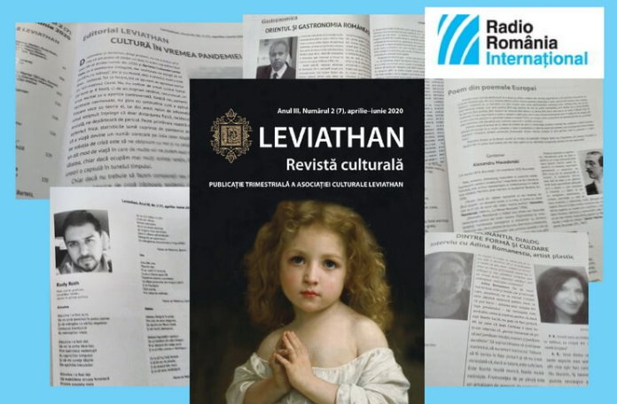 revista leviathan la radio romania international