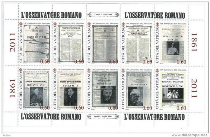 """""""L`Osservatore Romano"""""""