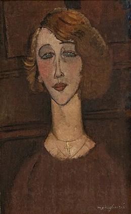 """""""Renée"""", 1917"""