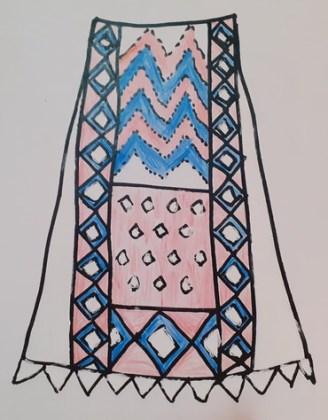 Desen de Marina Karina Zaharia