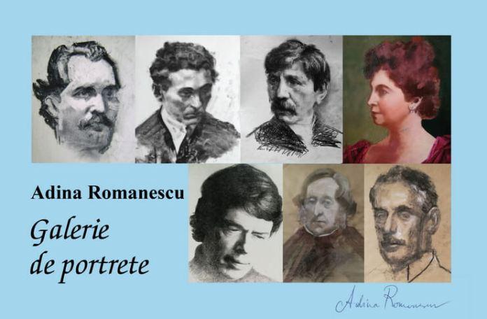 alexandru vlahuță galerie de portrete adina romanescu