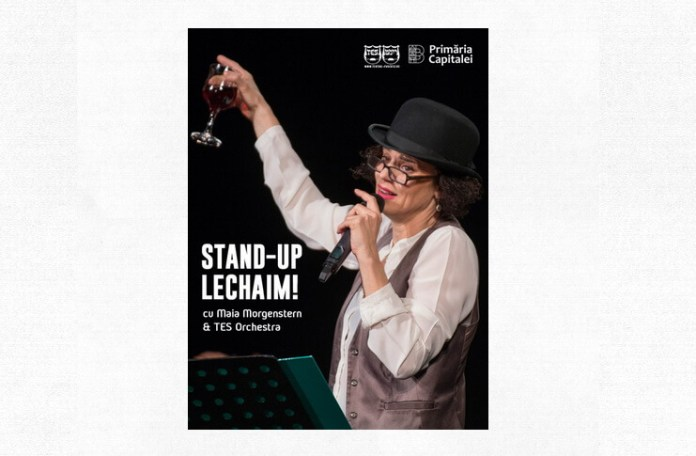 stand-up-lechaim maia morgenstern
