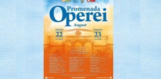 Afis Promenada Operei