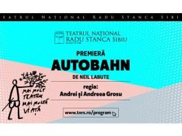 Autobahn, premieră TNRS - Sala Mare (2)