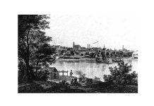 Portul Galați în 1826