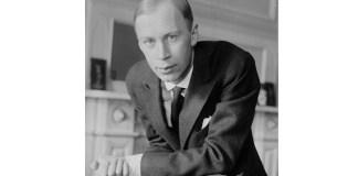 Serghei Prokofiev, cca. 1918