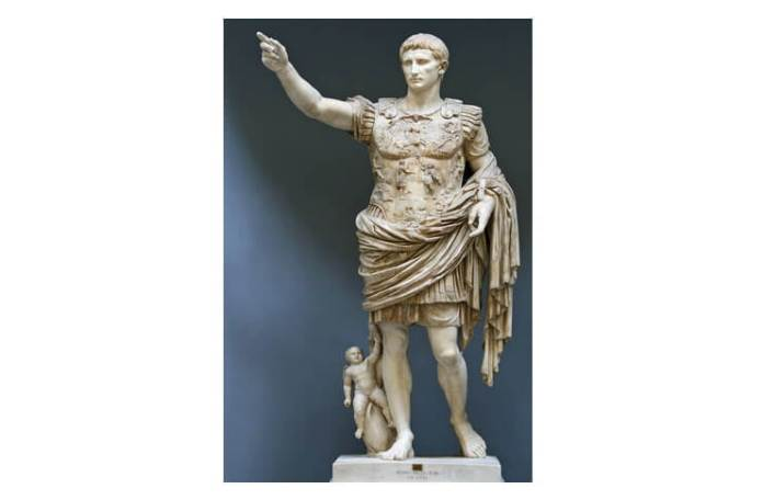Statuie din Muzeul Vatican