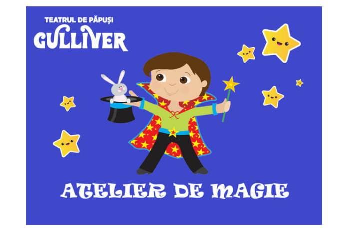 Vizual Atelier de magie