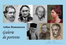 adina romanescu galerie de portrete gh calciu dumitreasa