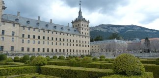 madrid escorial