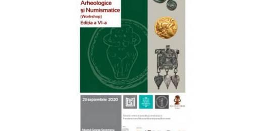 simpozionul de arheologie și numismatică